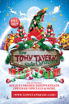HOW TOWN TAVERN STOLE CHRISTMAS