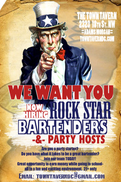 WE WANT YOU!!